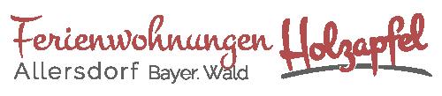 Ferienwohnungen Holzapfel –  Fewos in Allersdorf & Kogl – Bayerischer Wald